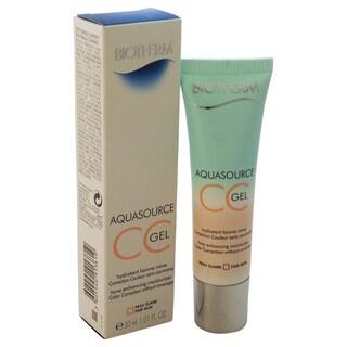 Biotherm Aquasource CC Tone Enhancing Moisturizer 1.01-ounce Color Correction Gel for Fair Skin