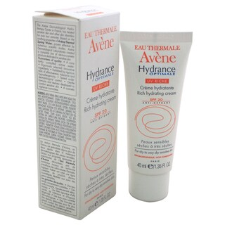 Avene Hydrance Optimale Rich Hydrating SPF 20 1.35-ounce Eau Thermale Cream