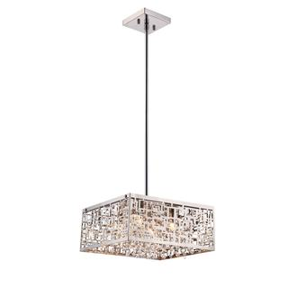 Metropolitan 4-light Pendant Lamp
