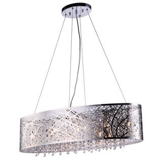 Royal 9-light Linear Pendant