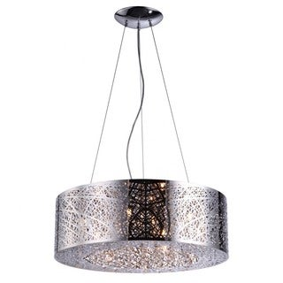 Bromi Design Royal 9-light Round Cutout Pendant Light