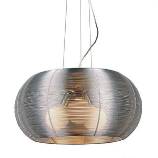 Lenox Aluminum 3-light Modern Pendant