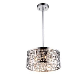 Metropolitan Metal 4-light Pendant