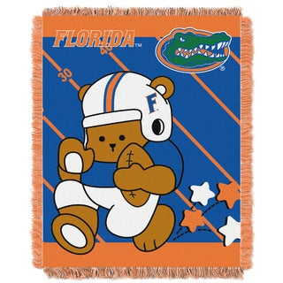 University of Florida Acrylic Baby Blanket