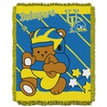 COL 044 Delaware Official Collegiate Baby Blanket