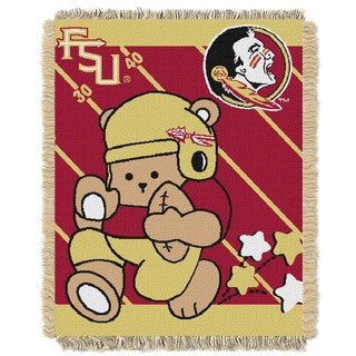 Florida State University Official Collegiate Baby Blanket