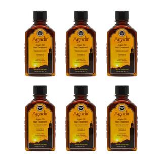 Agadir Argan Oil Hair Treatments 4-ounce (Pack of 6)