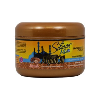 Silicon Mix Moroccan Argan Oil 8-ounces Hair Treatment