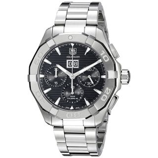 Tag Heuer Men's CAY211Z.BA0926 'Aquaracer' Chronograph Automatic Stainless Steel Watch