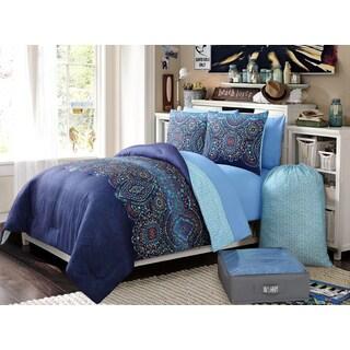 VCNY Dakota 11-piece Bed in a Bag Set