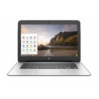 "HP Chromebook 14 G4 14"" Chromebook - Intel Celeron N2840 Dual-core (2 (As Is Item)"