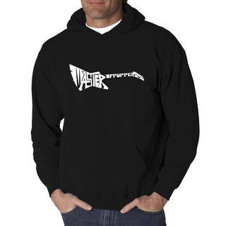 Men's Master of Puppets Cotton and Polyester Hooded Sweatshirt