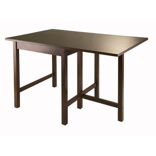 Winsome Wooden Lynden Kitchen Drop Leaf Dining Table