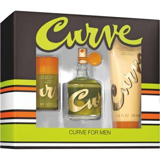 Liz Claiborne Curve Men's 3-piece Gift Set