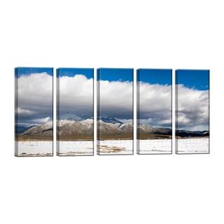 Ready2HangArt™ 'Taos Mountain Cloud' by Bartlett Hayes