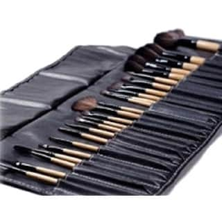 Professional 24-piece Makeup Brush Set With Case