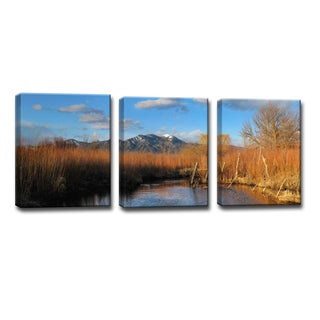 Ready2HangArt 'Ranchitos Pond' by Bartlett Hayes