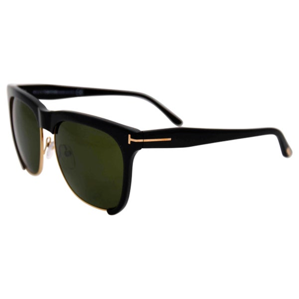 4242874ab9064 Shop Tom Ford FT0366 Thea 01G - Black - Free Shipping Today ...
