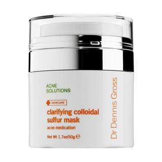 Dr. Dennis Gross Clarifying Colloidal Sulfur 1.7-ounce Mask