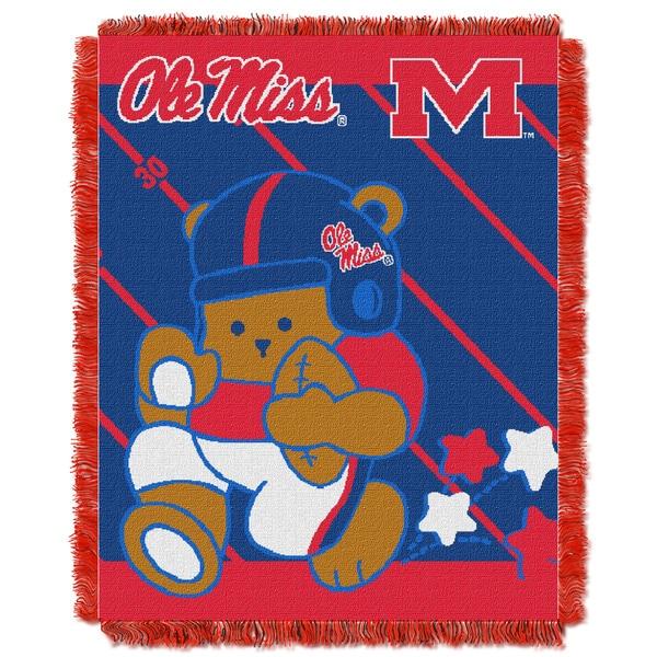 COL 044 Mississippi Baby Blanket