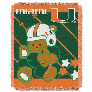 COL 044 Miami Baby Blanket