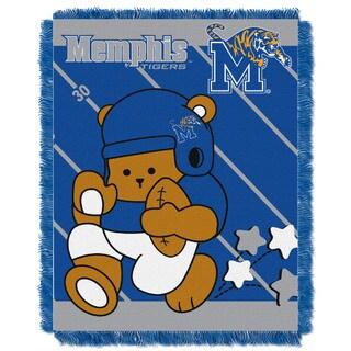 COL 044 Memphis Multicolor Acrylic Baby Blanket