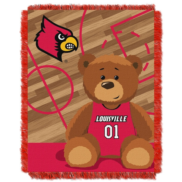 COL 044 Louisville Multicolored Acrylic Baby Blankets