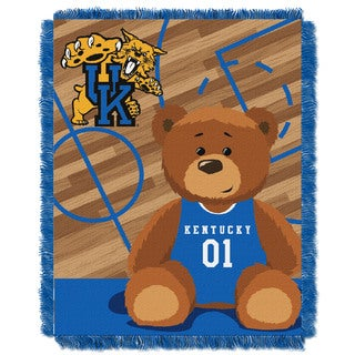 Kentucky Wildcats Baby Throw