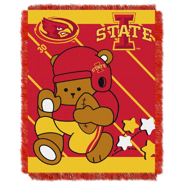 COL 044 Iowa State Baby Blanket