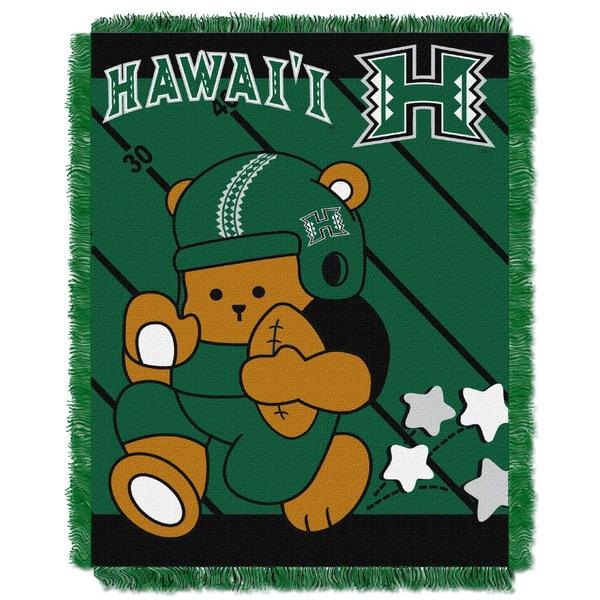 COL 044 Hawaii Acrylic Baby Blanket