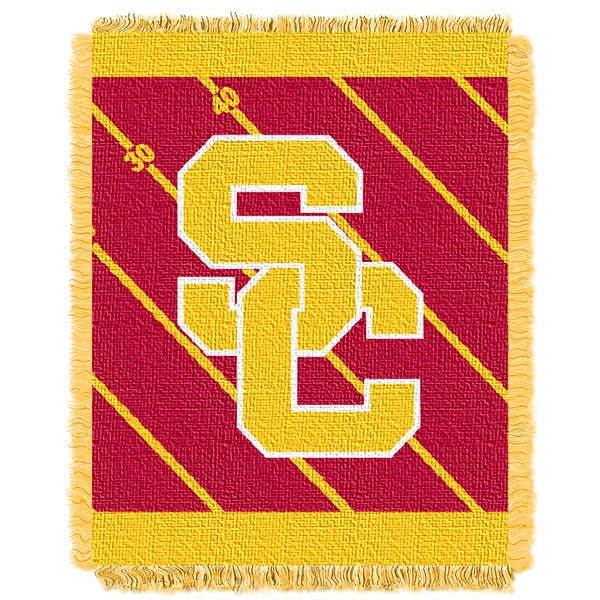 COL 044 USC Baby Blanket