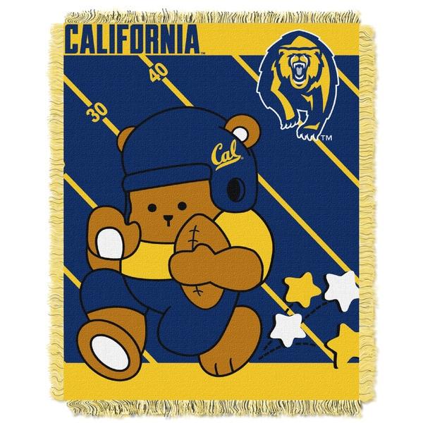 COL 044 UC Berkeley Baby Blanket