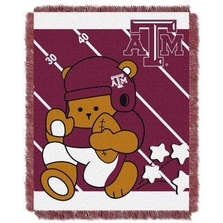 COL 044 Texas A & M Baby Blanket