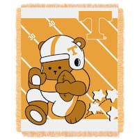 COL 044 Tennessee Multicolor Acrylic Baby Blanket