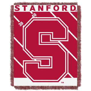 COL 044 Stanford Offical Collegiate Baby Blanket