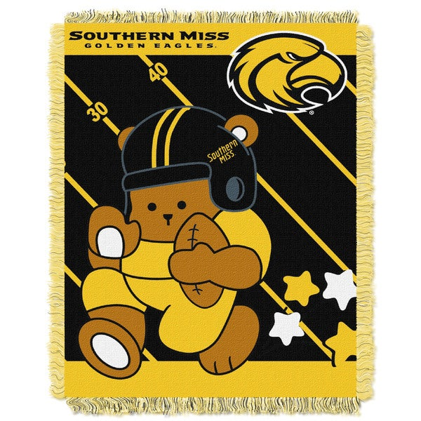 COL 044 Southern Mississippi Baby Blanket
