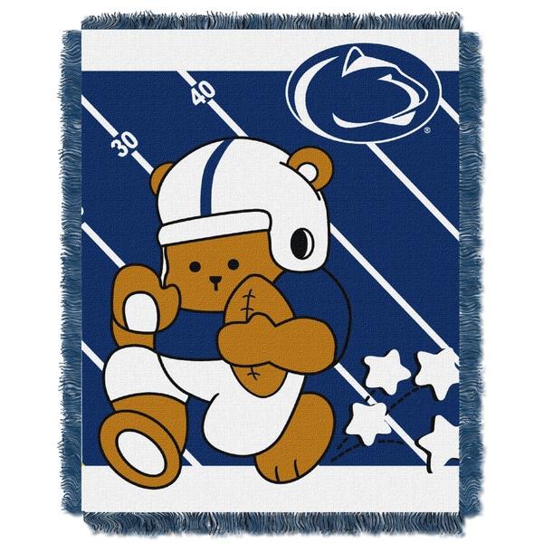 COL 044 Penn State Baby Blanket