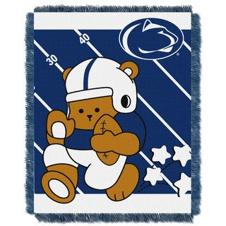 COL 044 Penn State Baby Blanket