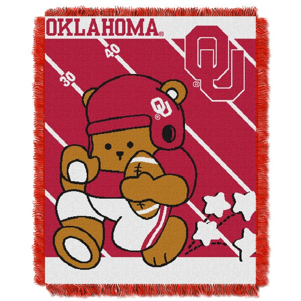 COL 044 Oklahoma Baby Blanket