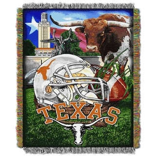 COL 051 Texas HFA Tapestry Throw