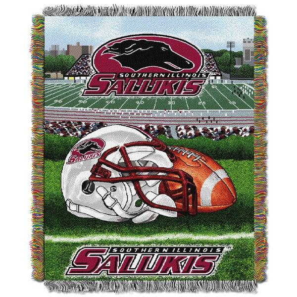 COL 051 South Illinois Official Collegiate Homefield Advantage Throw