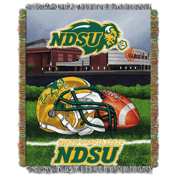 COL 051 North Dakota State HFA Polyester Tapestry