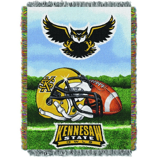 COL 051 Kennesaw State HFA Multicolor Polyester Tapestry