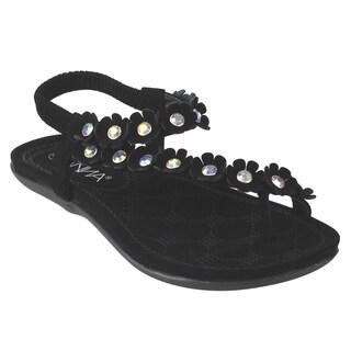 ANNA Women's Flat Sandals