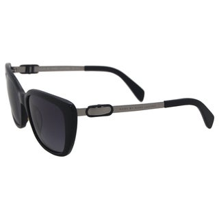 Marc Jacobs MMJ 493/S 284HD - Black Ruthenium by Marc Jacobs for Women - 55-18-140 mm Sunglasses