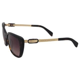 Marc Jacobs MMJ 493/S ANTJ6 - Dark Havana by Marc Jacobs for Women - 55-18-140 mm Sunglasses