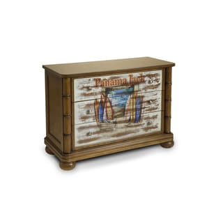 Panama Jack High Tide Chairman of the Boards Accent Chest