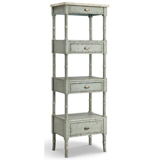 Zornes Three Drawer/Shelf Etagere