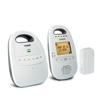 Vtech Safe & Sound Digital Audio Monitor with Open/Closed Sensor