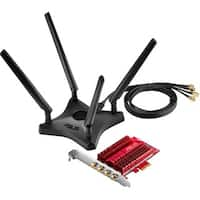 Asus PCE-AC88 IEEE 802.11ac - Wi-Fi Adapter for Desktop Computer